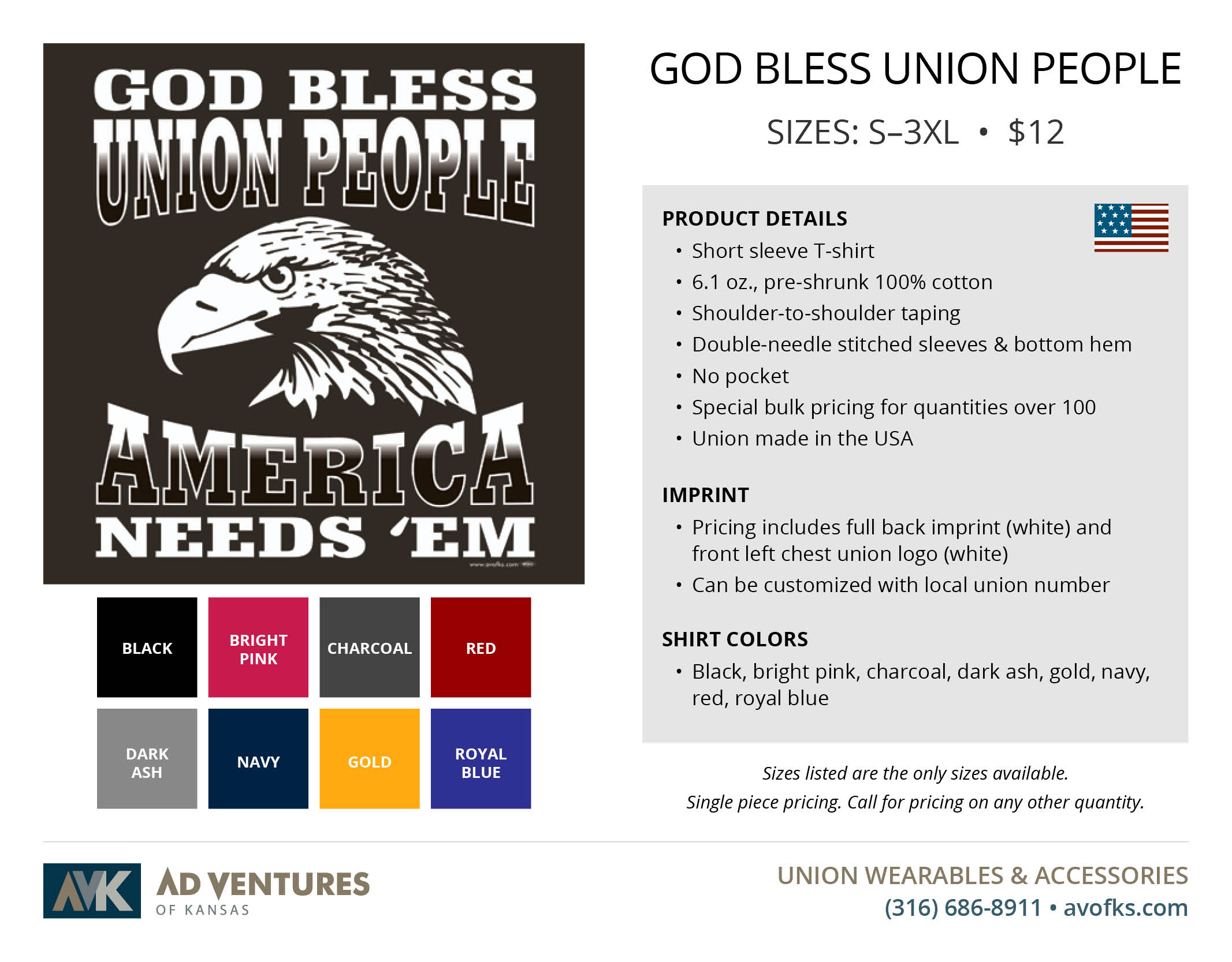god bless union people